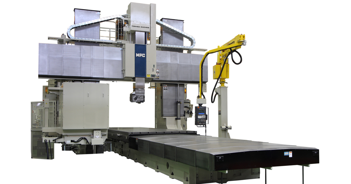Double Column Machine MPC-EII