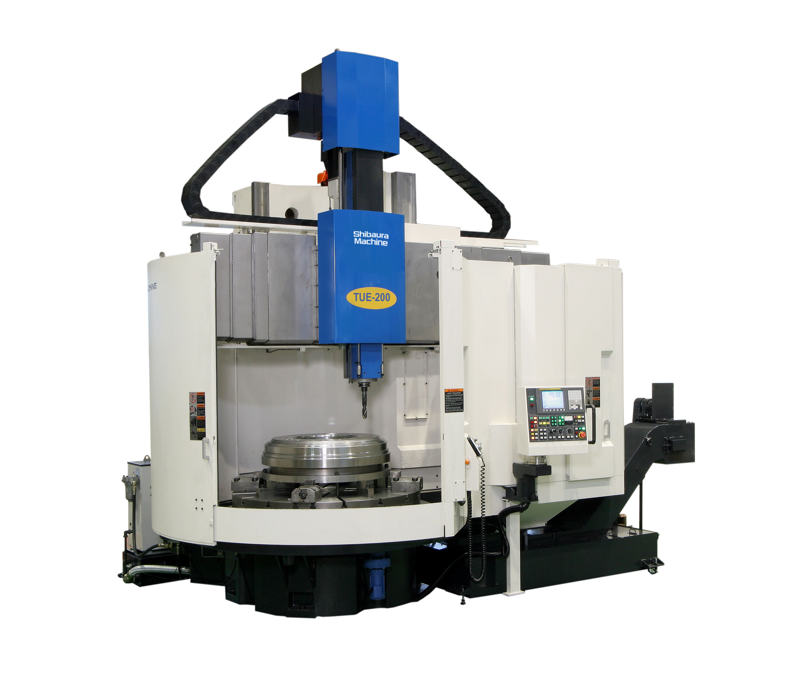 Vertical Turning & Boring Machine