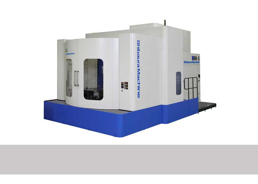 840X600 Horizontal Machining Center