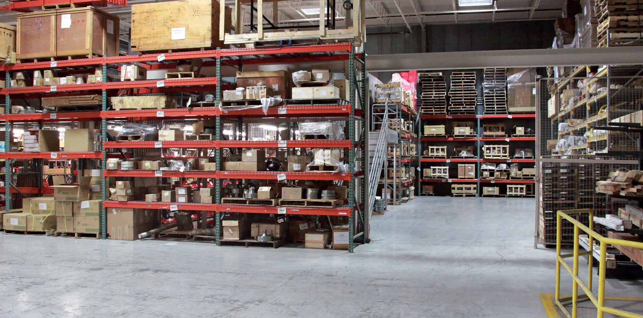 Parts Warehouse Banner 1