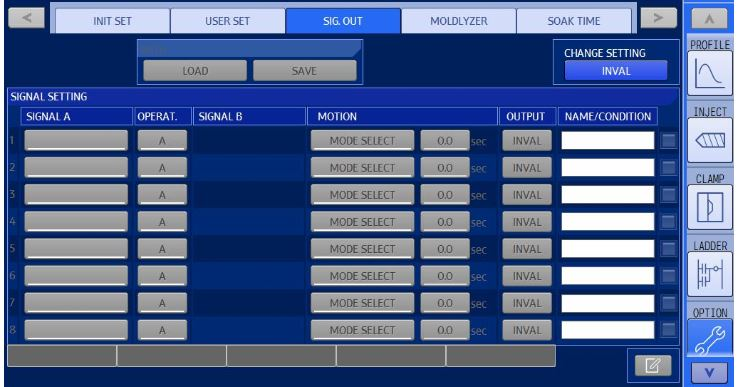 6 Selectable, Programmable Outputs